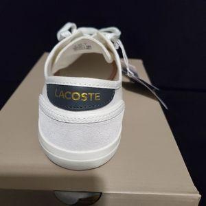 MICHAEL Michael Kors Shoes - Lacoste Canvas tennis shoe